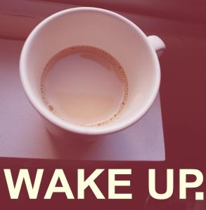wake up, buenos, días, inconsciente